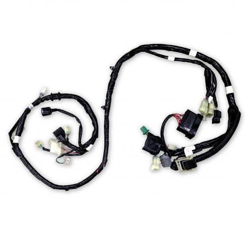 Harness for Electric Motorcycles