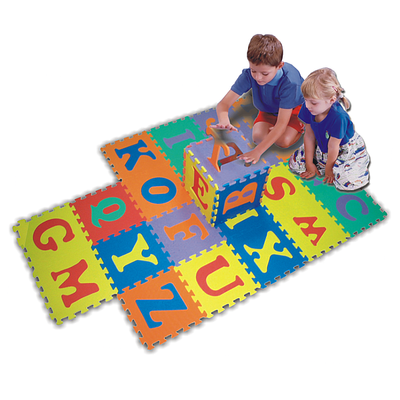 PC 03002- ABC EVA Foam Mats