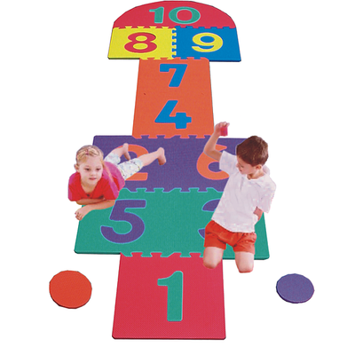 PC 03003- Hopscotch EVA Foam Mats
