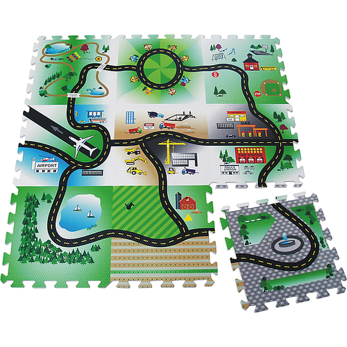 PP 08803- World Trip Puzzle