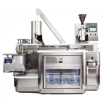 MULTIPROCESS  Plant for chocolate, compounds and creams processing