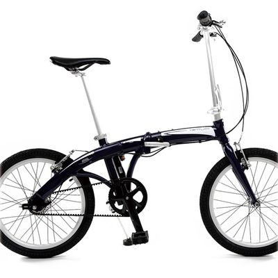 Folding Bicycles Belt Folding