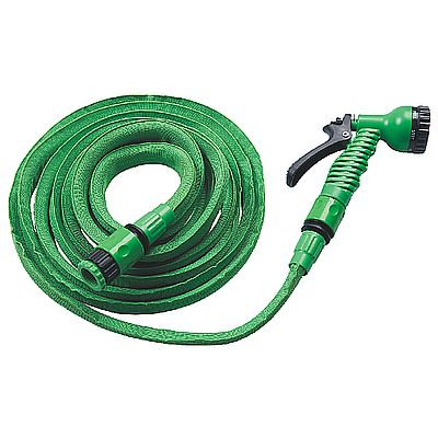 Elastic expandable hose