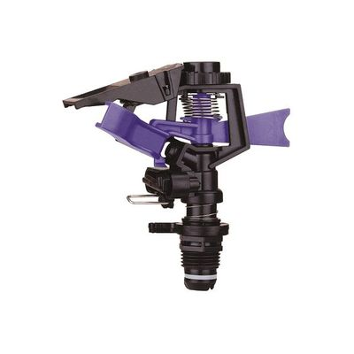 Deluxe plastic pulsating sprinkler head A-425