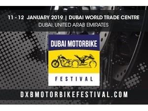 Dubai Motorbike Festival 2019