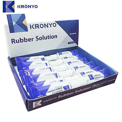 KRONYO RS190-06 rubber adhesive rubber glue for tires rubber solution
