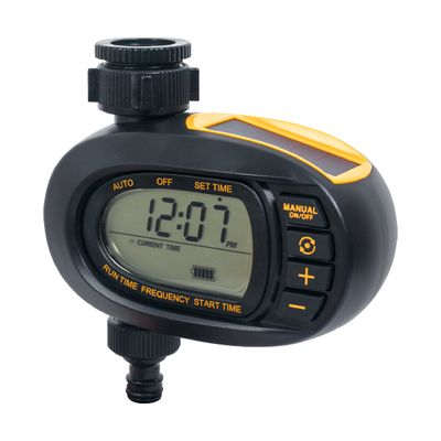 Solar Powered LCD Timer AL-026