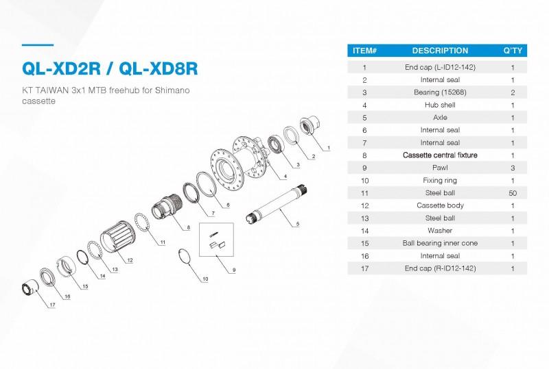 QL-XD2R-Manual