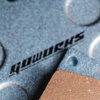 Brake Pad (RS-DMS18)