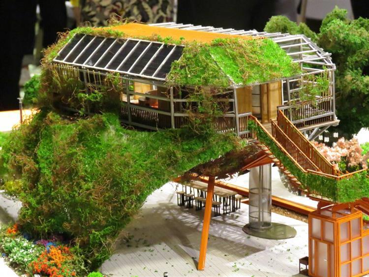 花博「荷蘭館」設計首曝光 循環建材源自台糖69年歷史老木材