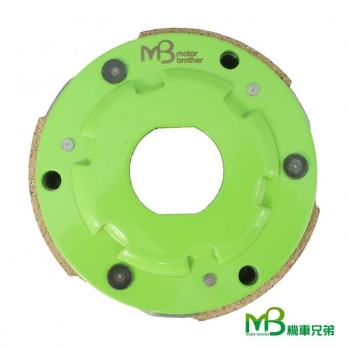 MB Clutch Green Type