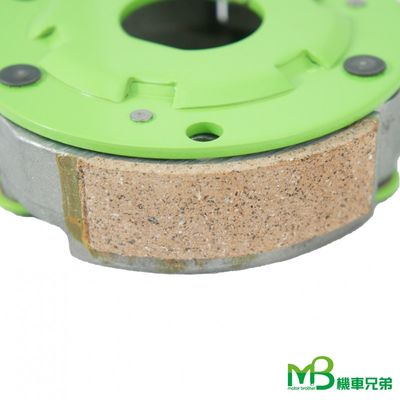 MB Clutch Green Type