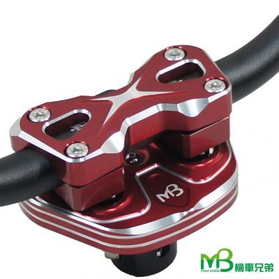 MB Extreme Type Handlebar Seat 28.6mm for FORCE