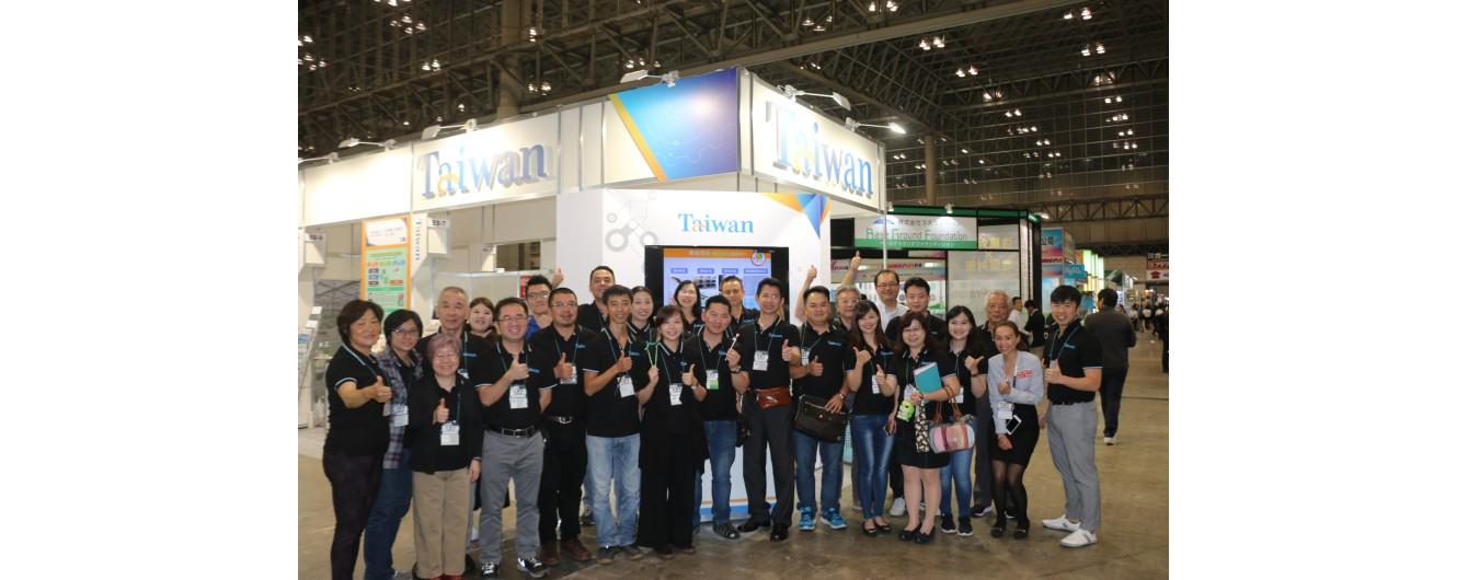 臺灣優質農企業參加日本農業資材展 創新研發技術行銷國際市場
