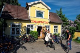 電動自行車熱銷北歐國家
