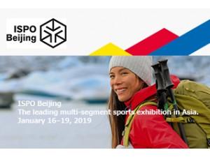 ISPO Beijing 2019
