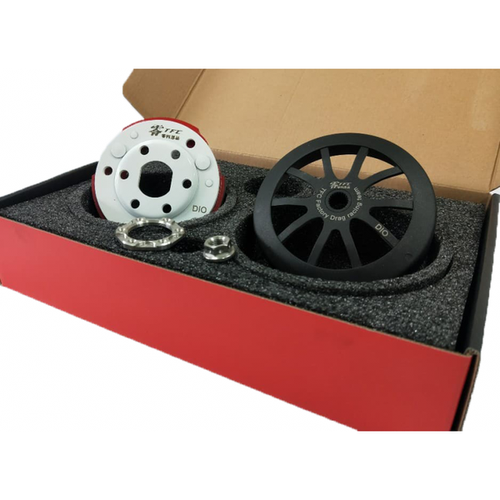 YAMAHA AEROX-155 / NVX dedicated rear drive set