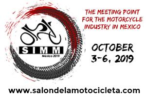 Salón de la Motocicleta México 2019