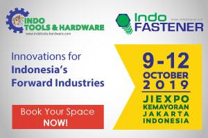 Indofastener, Indo Tools & Hardware 2019