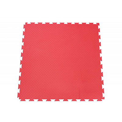 Interlocking sport floor mats