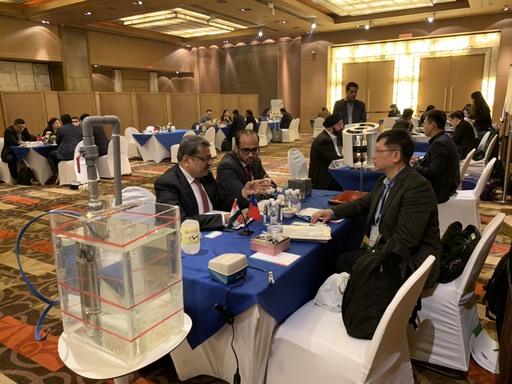 台灣投資與貿易訪問團訪問印度成果豐碩