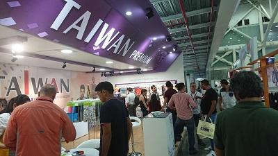 紡拓會組團參加第31屆哥倫比亞國際紡織展