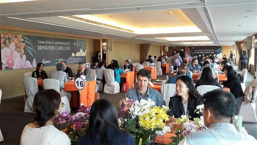 貿協辦台南採購洽談會為蘭展暖身 新興市場蘭花商機逾500萬美元