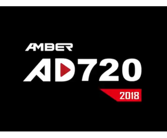 Brand new model upgrade in 2018 - AMBER AD720 ()