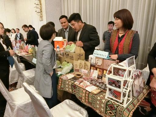 「中國大陸食品通路商採購大會」 中部場業者洽談熱絡 超過百場