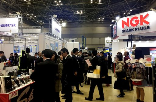 外貿協會赴2019年東京汽配展 推廣TAIPEI AMPA六合一展