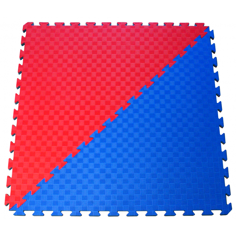 EVA Taekwondo Mat- MK1025T - Triangle Cutting