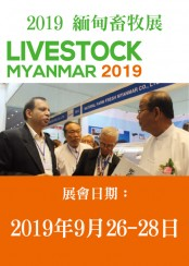 2019 緬甸畜牧展