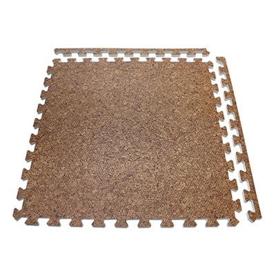 EVA Foam Print mat cork effect