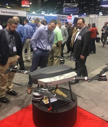 高載重長滯空飛行載具 與美商攜手前進無人系統展