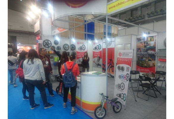 2019 Taipei International Cycle Show
