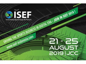 2019 Indonesia Sport Expo and Forum