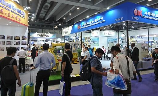 臺灣塑橡膠產業於CHINAPLAS大放異彩