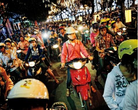 越南機車市場日均銷售近 8,000 輛