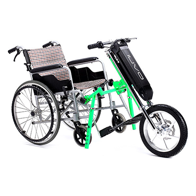 Iuvo Wheelchair E-kit