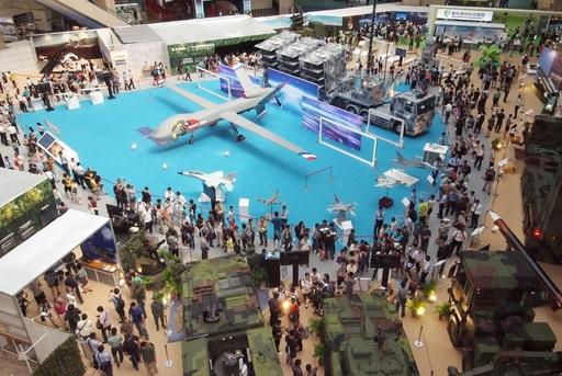 國內外參觀人數大幅成長 台北國際航太暨國防工業展圓滿落幕