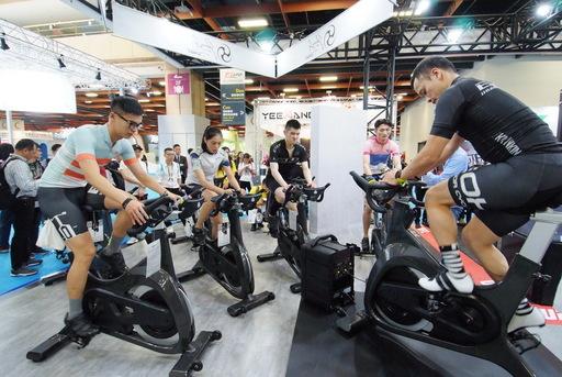 2020年台北國際體育用品展 健身風潮強攻 即刻卡位爭取商機