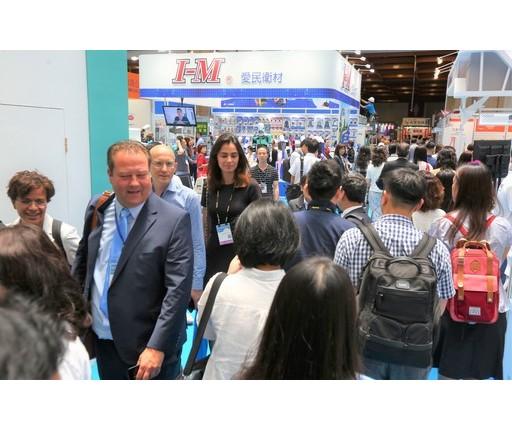「台灣國際醫療暨健康照護展(Medical Taiwan)」打響知名度 2020年移師南港展覽館2館擴大辦理