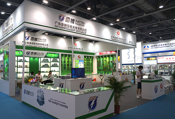 Guangzhou International Motorcycle and Parts Exhibition 2018 中國廣州國際摩托車及零部件展覽會