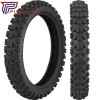 PIVOTRAX 100/90-19 Dirt Bike Tire