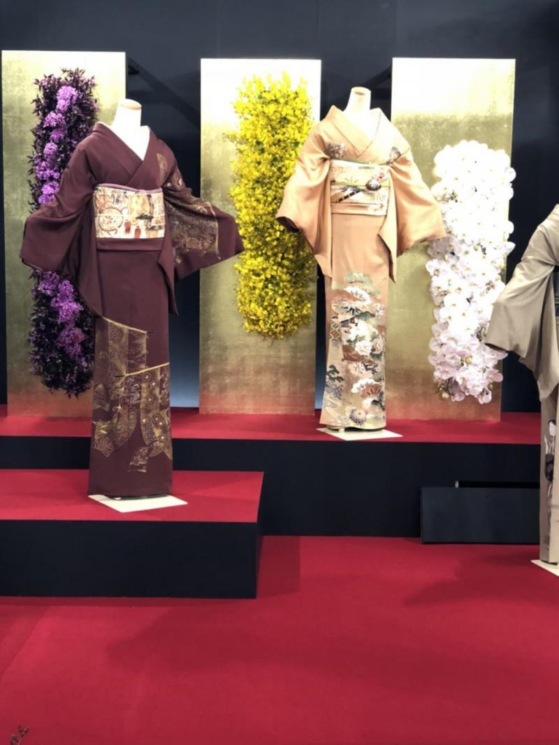 2020東京巨蛋蘭展 臺灣花卉跨域行銷與日本時尚教主IKKO大師合作2
