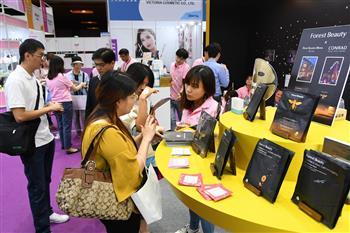 台灣國際美容展10月展出 抗菌防疫、潔淨環保產品搶攻拓銷商機