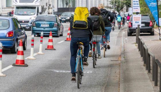 德國店家重新營業,電動自行車銷售快速成長