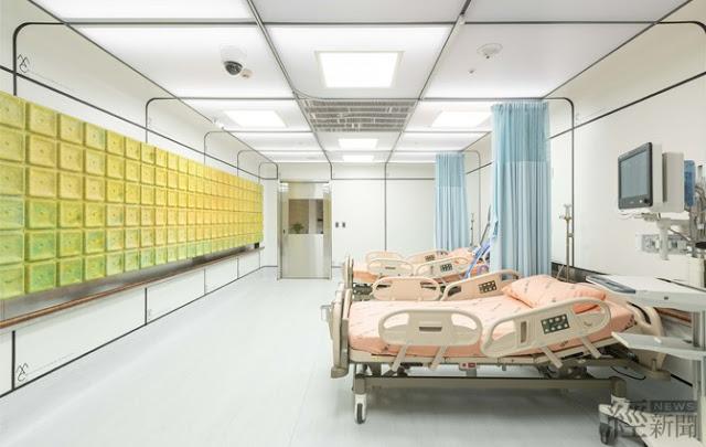 48小時內轉換功能! 經部、衛福部合作打造智慧防疫病房