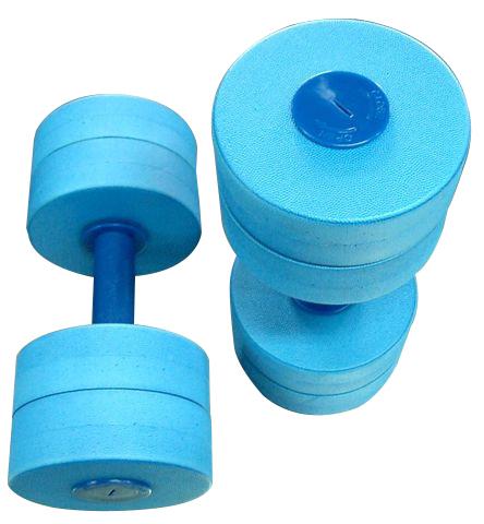 Aqua-aerobics-dumbbells DB0304