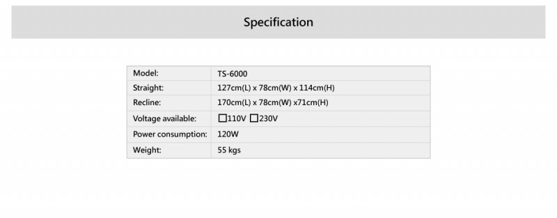 TS-6000-Specification